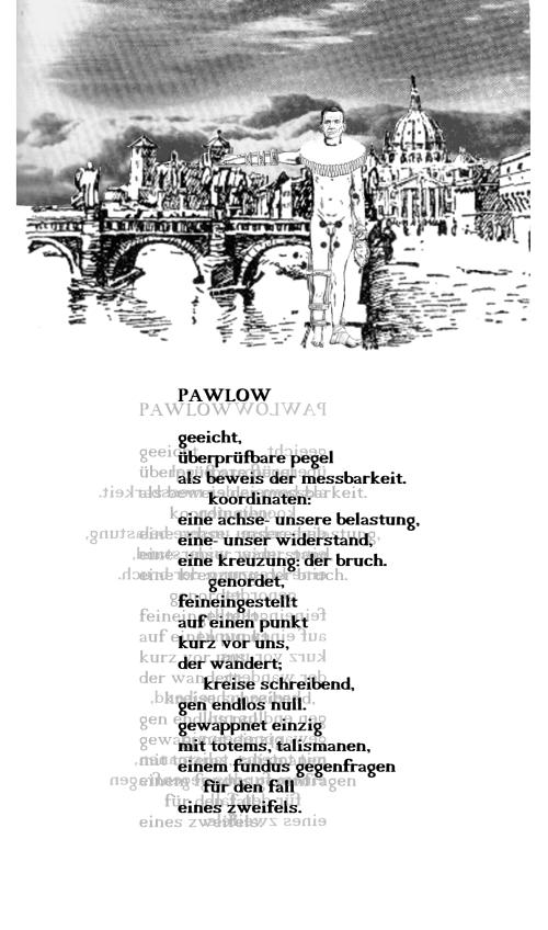 -Pawlow- Gedicht & Grafik