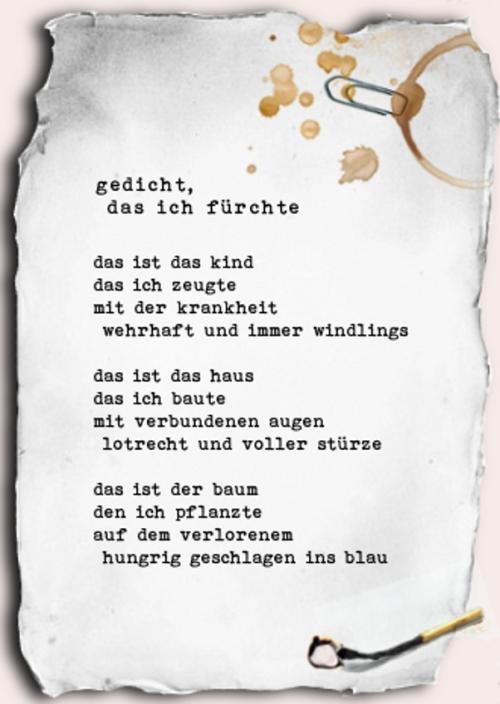 gedichtfürchte