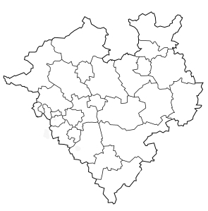 westfalenkarteblanko